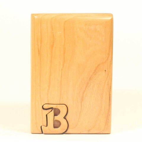 Basic Initial Key Puzzle Box B - Boxology