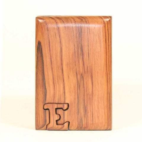 Basic Initial Key Puzzle Box E - Boxology