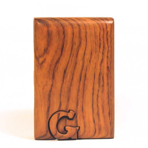 Basic Initial Key Puzzle Box G - Boxology