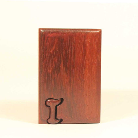 Basic Initial Key Puzzle Box I