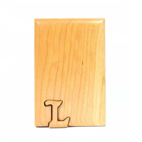 Basic Initial Key Puzzle Box L