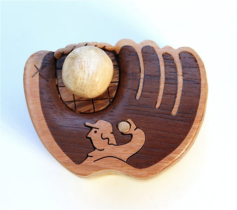 Baseball Mitt miniature