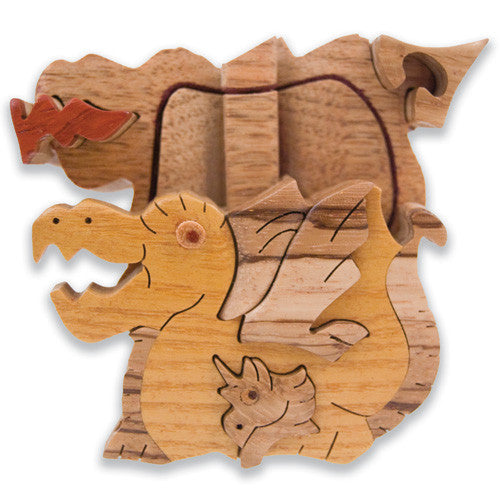 Dragon Miniature Puzzle Box - Boxology