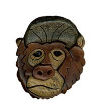 Peaceful Gorilla Miniature Puzzle Box