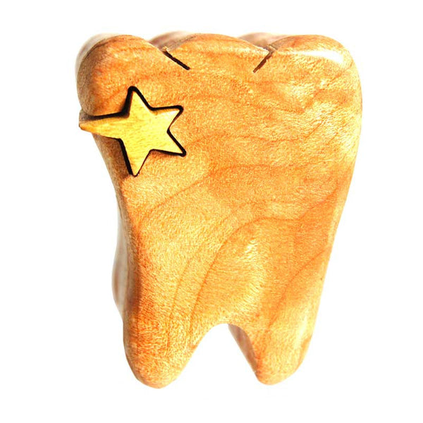 Tooth Fairy Miniature Puzzle Box