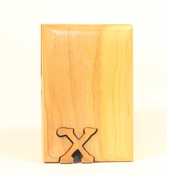 Basic Initial Key Puzzle Box X