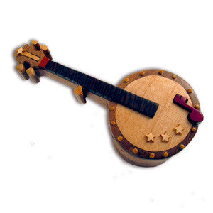 Banjo Miniature Box - Boxology