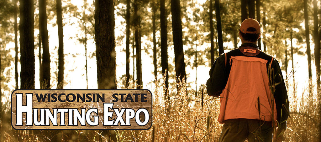 Its Wisconsin State Hunting Expo Time!