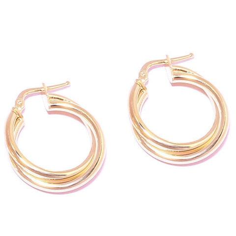 La DUO TWIST - Gold - SALE