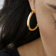 La TUBO Hoops Piccolo - Gold