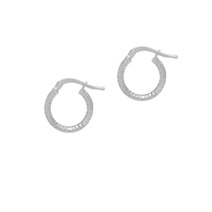 La SERPENTE Huggies - Gold - The Hoop Station 925 Sterling Silver Hoop Earrings Gold Huggies