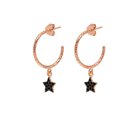 La STELLA DROPS - Rose Gold