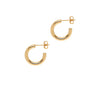 La NAPOLI Collection Gold - THE HOOP STATION by Georgiana Scott Jewellery