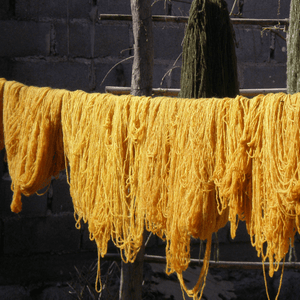 Natural Fibers and Dyes