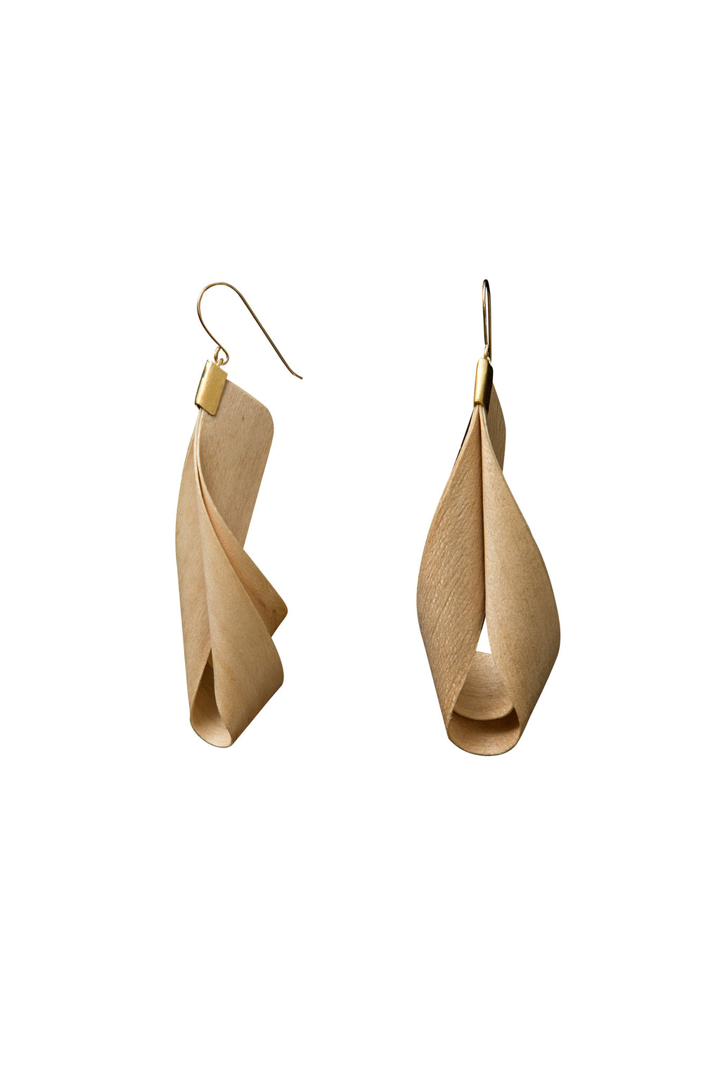 Ezekiel Design, Wooden earrings, Minimalism, Minimal Design, Gift for her