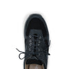 Carolina Black - platform sneaker