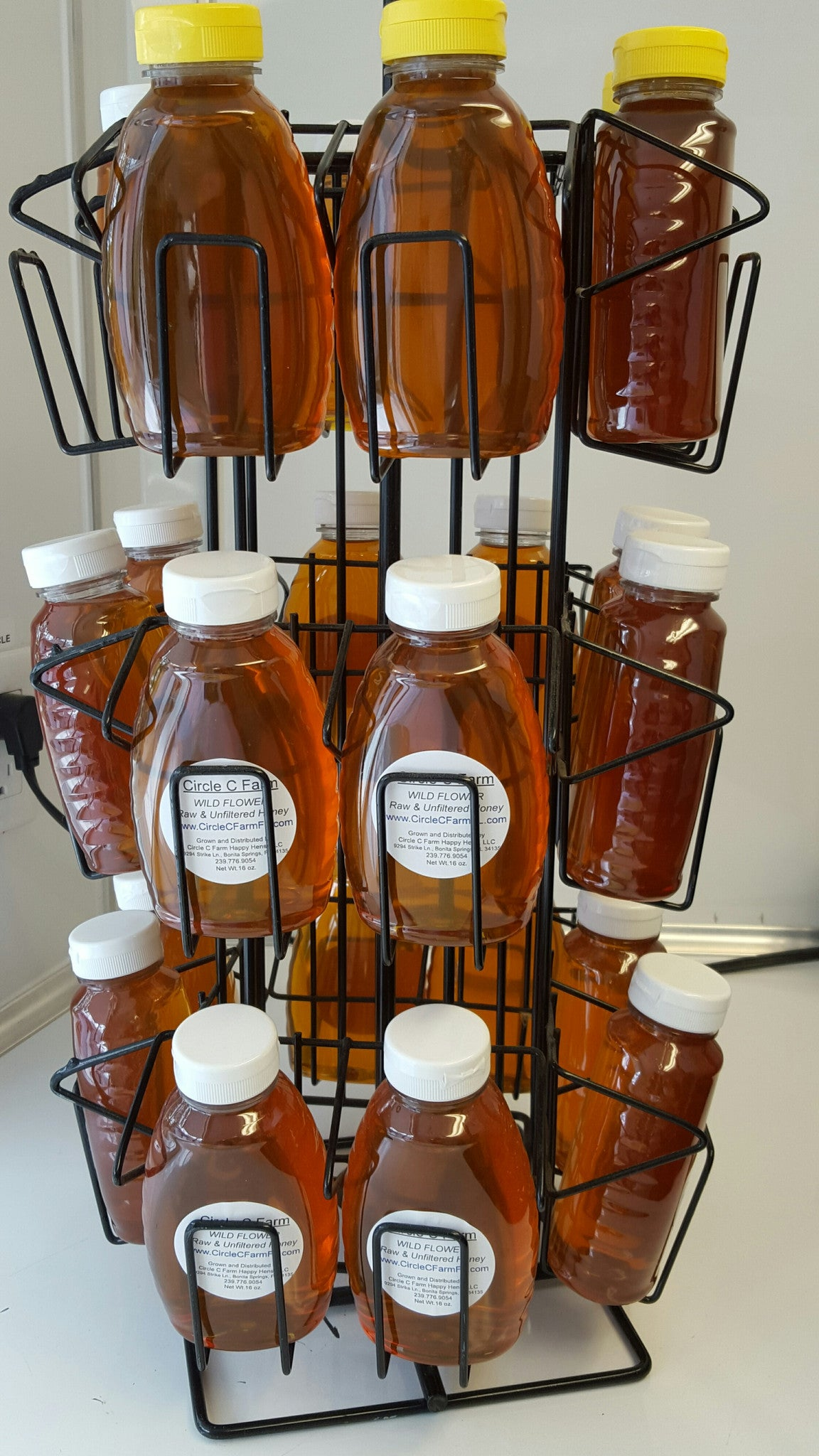 Circle C Farm Honey... the Amazing Health Benefits of Our 100% Raw Unfiltered Local Honey