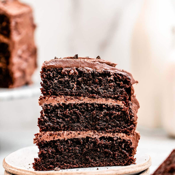 Paleo Almond Flour Chocolate Cake