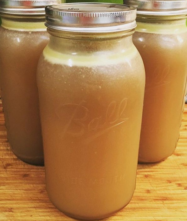 Bone Broth or Stock, which is it?