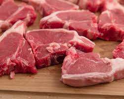 Grass Fed grass finished lamb loin chops - Circle C Farm