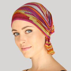 Chemobeanie Karli hat scarf for hair loss chemotheraphy