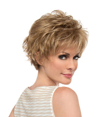 Hairware Natural Collection Nightshade Wig - short spiky wig