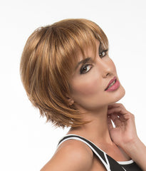 Natural Collection Pomegranite wig - short straight wig