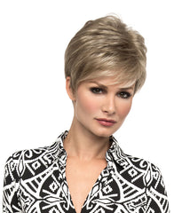 Hairware Natural Collection Rocket Wig - short straight wig