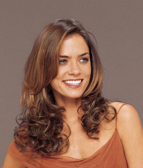 High quality Revlon clip in hair extensions heat resistant uk best quality real