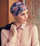 Yoga Turban - Printed (2000-0665)