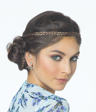 Braided Plaited Headband