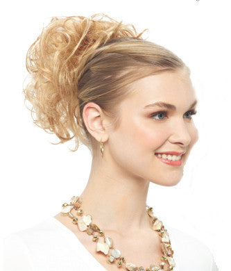 Revlon Clip it Fancy -  formerley Tease Dizzi Clip on Ponytail