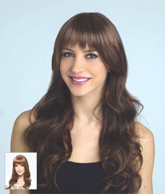 Hairware Clip on Fringe