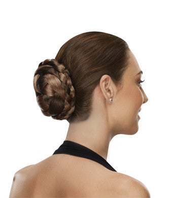 Revlon Double Braid Bun - Clip On Bun