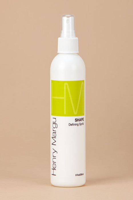 Shape Defining Spray by Henry Margu