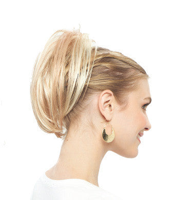 Revlon Twist Ups Straight - wired hairpiece