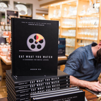 Eat What You Watch x Williams-Sonoma Book Signing
