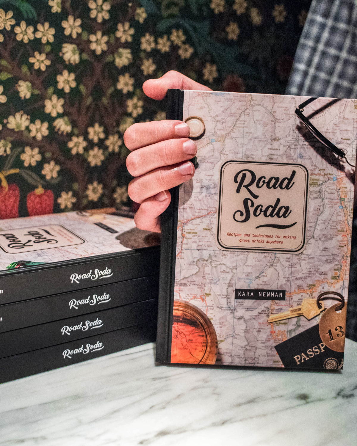 Road Soda Launch Party