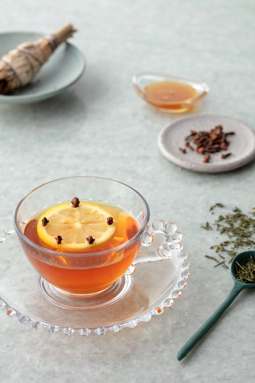 Tulsi Hot Toddy