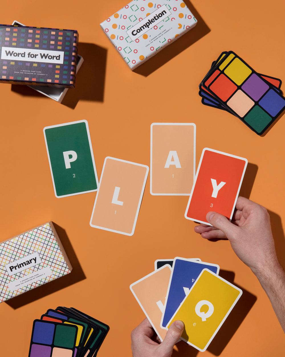 Contemporary Card Games