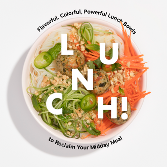 Introducing the LUNCH! Cookbook