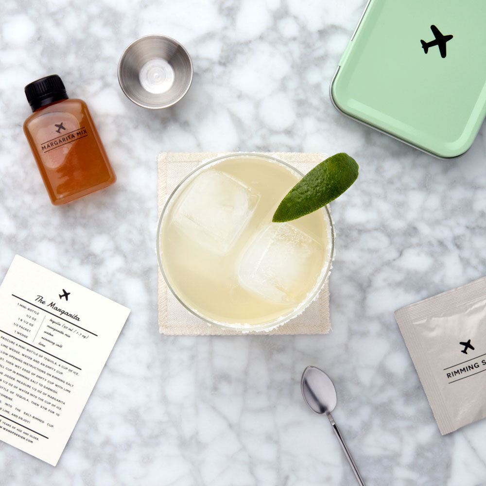 The Margarita Carry On Cocktail Kit