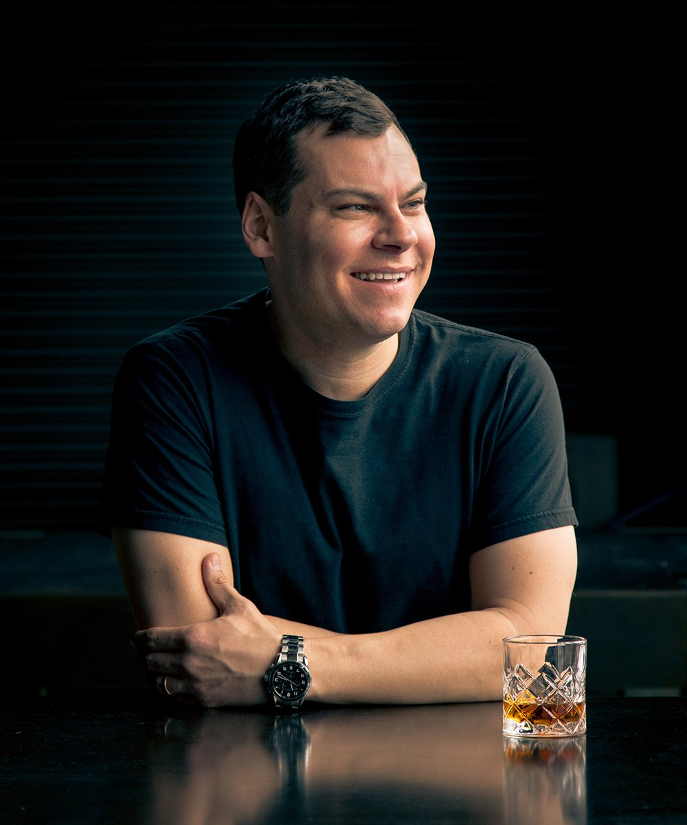 The Whiskey Hacker: Aaron Goldfarb