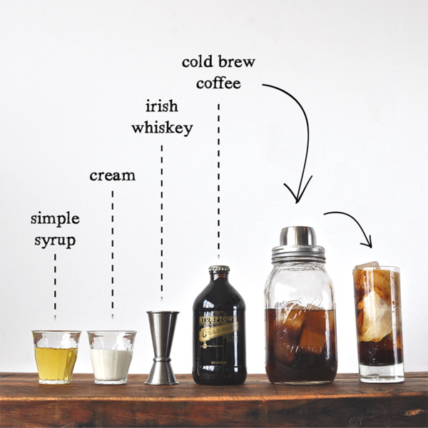 Cold Brew Irish Coffee
