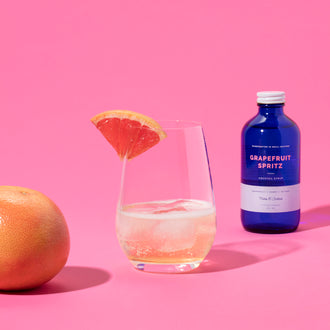 The Grapefruit Spritz Cocktail Syrup