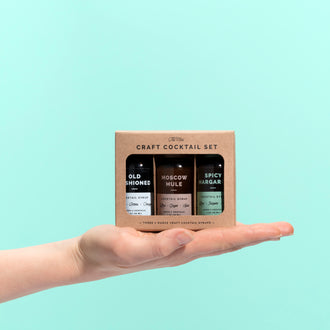 The Mini Craft Cocktail Set