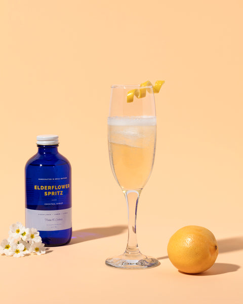 The Elderflower Spritz