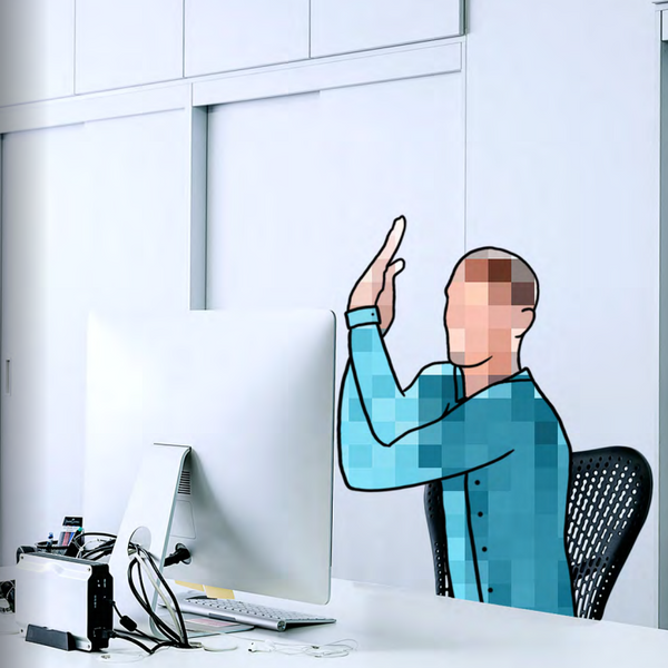 5 Stretches You Can Do At Your Desk W P