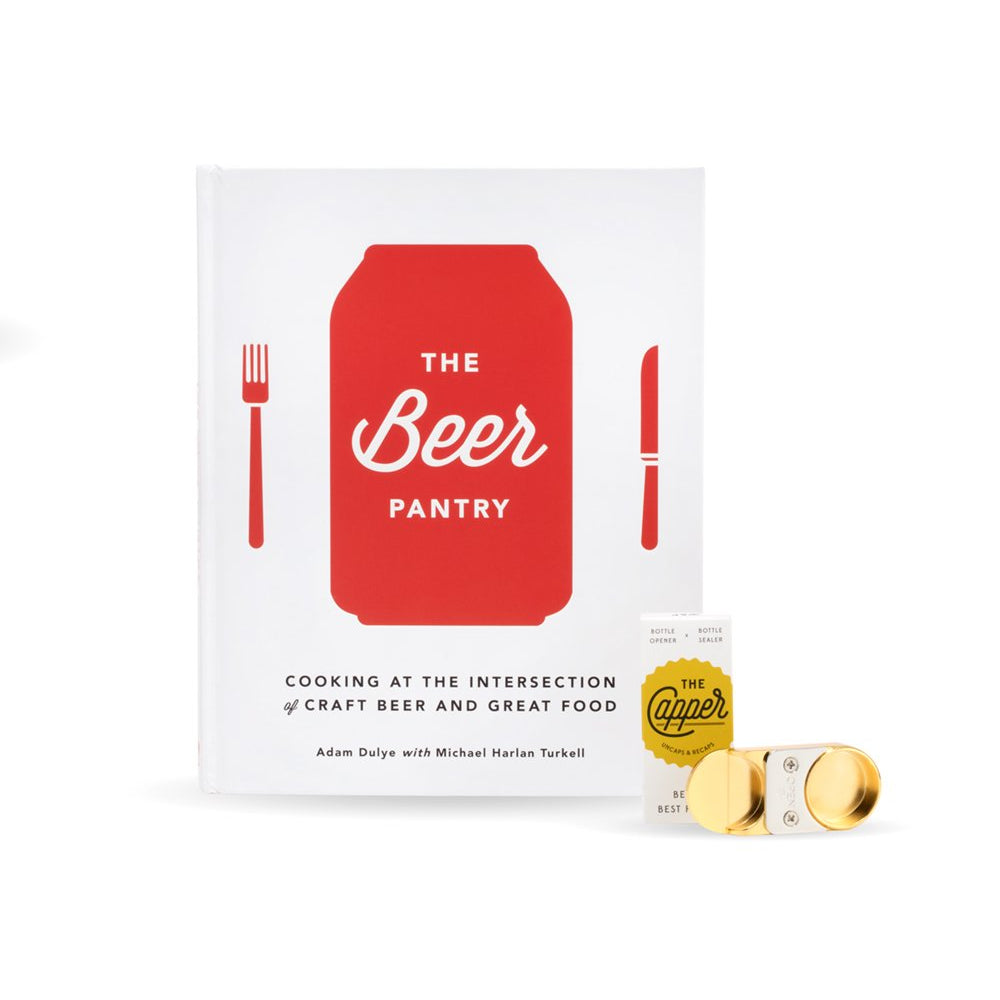 The Beer Pantry Set - Gold