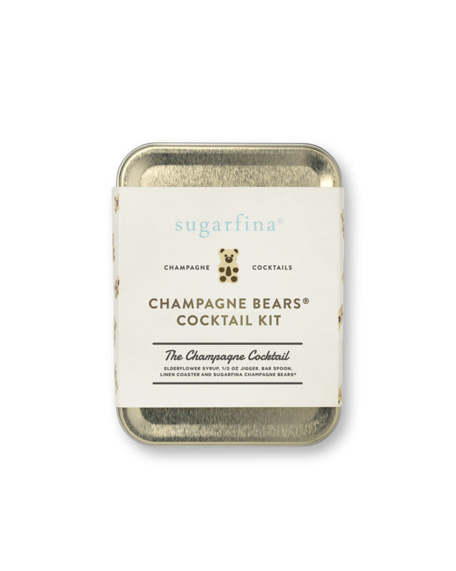 Champagne Bears Cocktail Kit